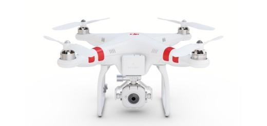 Dron FC-40 firmy DJI, zdroj: DJI