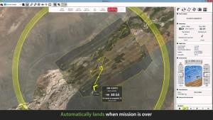 eBee je na misi, software eMotion má vše pod kontrolou