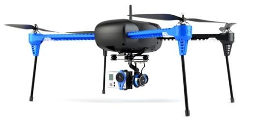 Kvadroptéra Iris+ firmy 3D Robotics