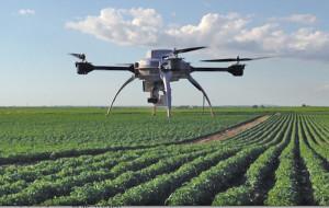 Aby zemědělci mohli klidně spát, drony hlídají... zdroj:
