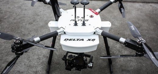 Altus UAS Delta X8, zdroj - Altus
