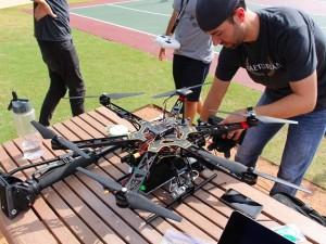 Výzkumný tým připravuje v Texasu svůj test, zdroj: techinsider