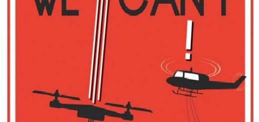 Tímto způsobem varují úřady před létáním nad oblastmi mimořádných událostí. Zdroj: Washington Post