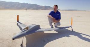 Aurora Flight Sciences a jejich nejrychlejší dron, zdroj: Aurora Flight Sciences