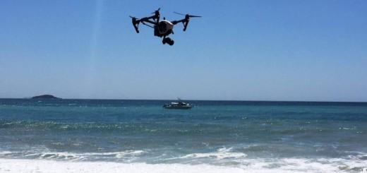 Aby jsme se mohli v klidu koupat, dron hlídá, zdroj:unmannedsystemtechnology.com
